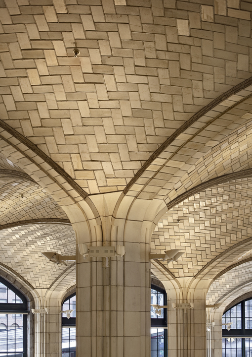 Guastavino tiles boston valley terra cotta studio for Boston valley terra cotta